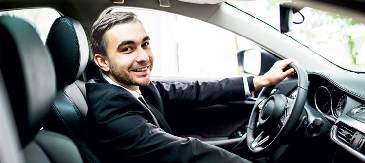 photo et apres la formation taxi