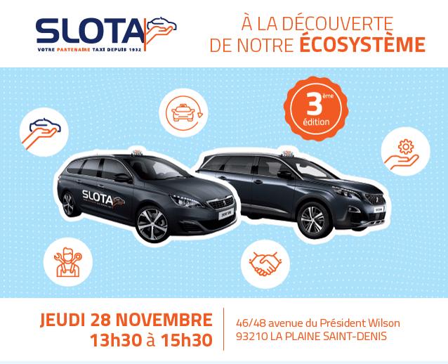 Evénement Slota - 28 novembre 2019