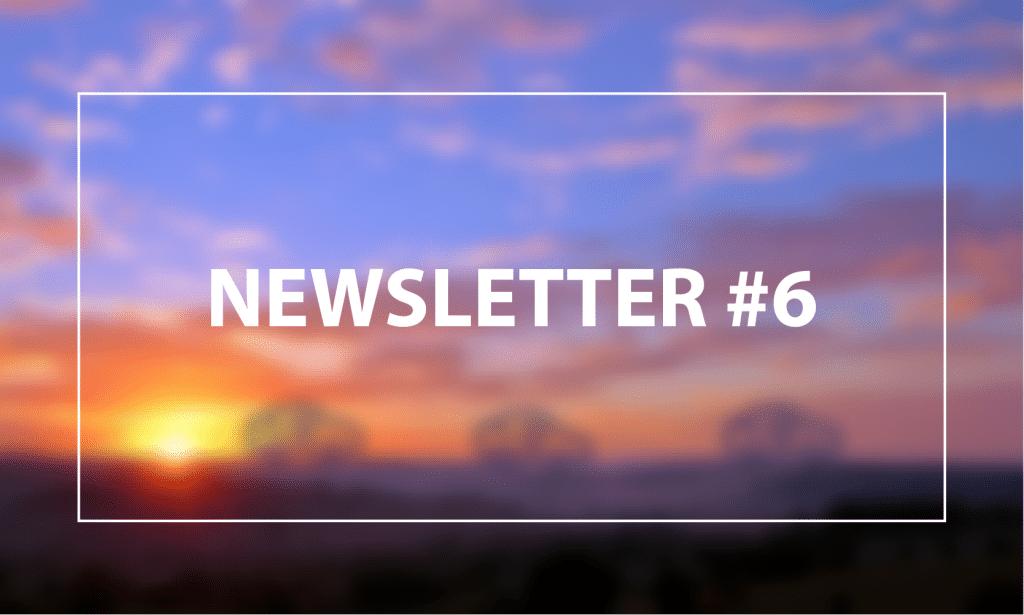 Lever de soleil, taxis et titre (newsletter6)